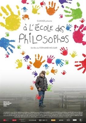 À l'école des philosophes poster #1604532