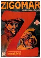Zigomar movie poster