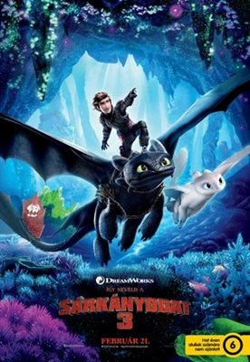 How to Train Your Dragon: The Hidden World poster #1609756
