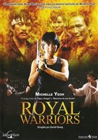 Royal Warriors movie poster