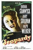Jeopardy movie poster