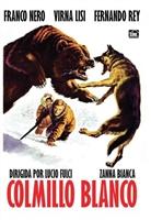 Zanna Bianca movie poster