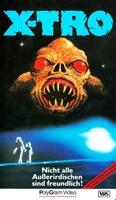 Xtro movie poster