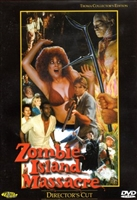 Zombie Island Massacre movie poster