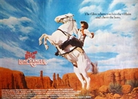 The Legend of the Lone Ranger movie poster