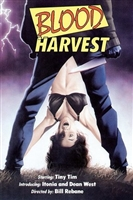 Blood Harvest movie poster