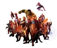 Avengers: Infinity War  #1610754 movie poster