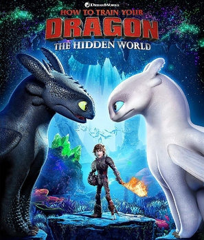 How to Train Your Dragon: The Hidden World poster #1610987
