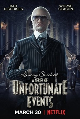A Series of Unfortunate Events poster #1611109