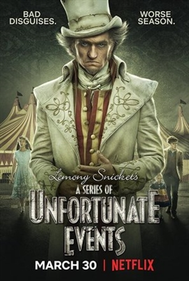 A Series of Unfortunate Events poster #1611110