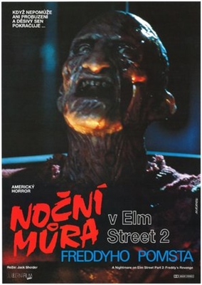 A Nightmare On Elm Street Part 2: Freddy's Revenge poster #1611611