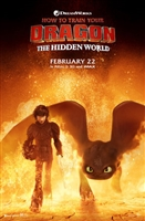 How to Train Your Dragon: The Hidden World #1611773 movie poster