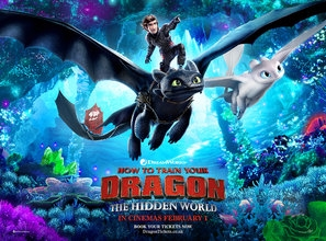 How to Train Your Dragon: The Hidden World poster #1611788