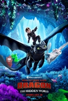 How to Train Your Dragon: The Hidden World #1611789 movie poster