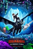 How to Train Your Dragon: The Hidden World #1611790 movie poster