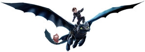How to Train Your Dragon: The Hidden World poster #1611845