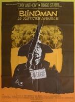 Blindman movie poster