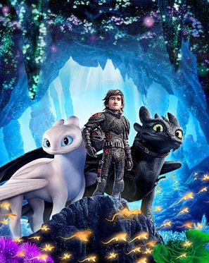 How to Train Your Dragon: The Hidden World poster #1612597