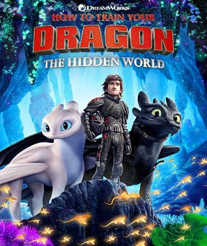 How to Train Your Dragon: The Hidden World poster #1612602