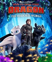 How to Train Your Dragon: The Hidden World #1612602 movie poster