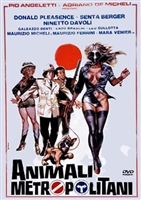 Animali metropolitani movie poster