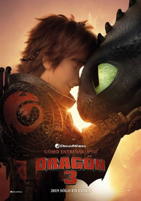 How to Train Your Dragon: The Hidden World poster #1613288