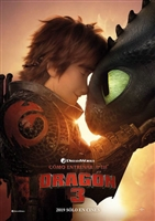 How to Train Your Dragon: The Hidden World #1613288 movie poster