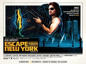 Escape From New York poster #1613685
