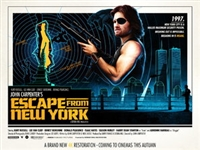 Escape From New York #1613685 movie poster