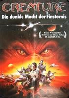 Creature movie poster