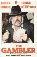 Kenny Rogers as The Gambler movie poster