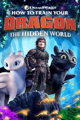 How to Train Your Dragon: The Hidden World poster #1614405