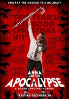 Anna and the Apocalypse movie poster