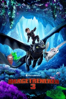 How to Train Your Dragon: The Hidden World poster #1614694