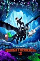 How to Train Your Dragon: The Hidden World #1614694 movie poster
