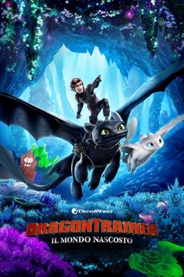 How to Train Your Dragon: The Hidden World poster #1614696