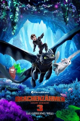 How to Train Your Dragon: The Hidden World poster #1614698
