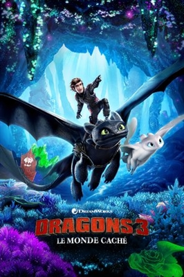 How to Train Your Dragon: The Hidden World poster #1614699