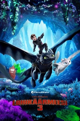 How to Train Your Dragon: The Hidden World poster #1614700