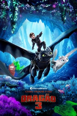 How to Train Your Dragon: The Hidden World poster #1614702