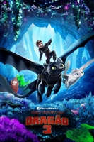How to Train Your Dragon: The Hidden World #1614702 movie poster