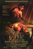 Gothic movie poster