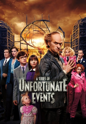 A Series of Unfortunate Events poster #1615032