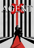 Agent X movie poster
