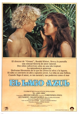 The Blue Lagoon poster #1615642