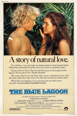 The Blue Lagoon poster #1615643