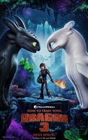 How to Train Your Dragon: The Hidden World #1615923 movie poster