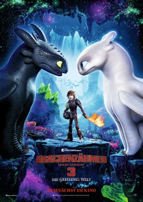 How to Train Your Dragon: The Hidden World poster #1615924