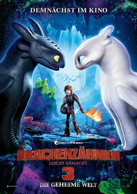 How to Train Your Dragon: The Hidden World poster #1615925