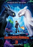 How to Train Your Dragon: The Hidden World #1615925 movie poster